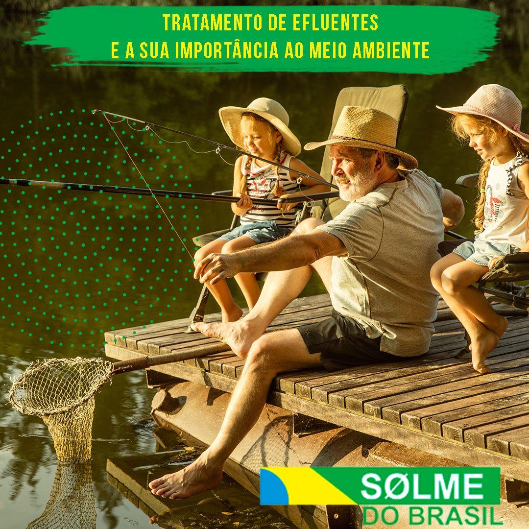 Tratamento de efluentes e a sua importância ao meio ambiente
