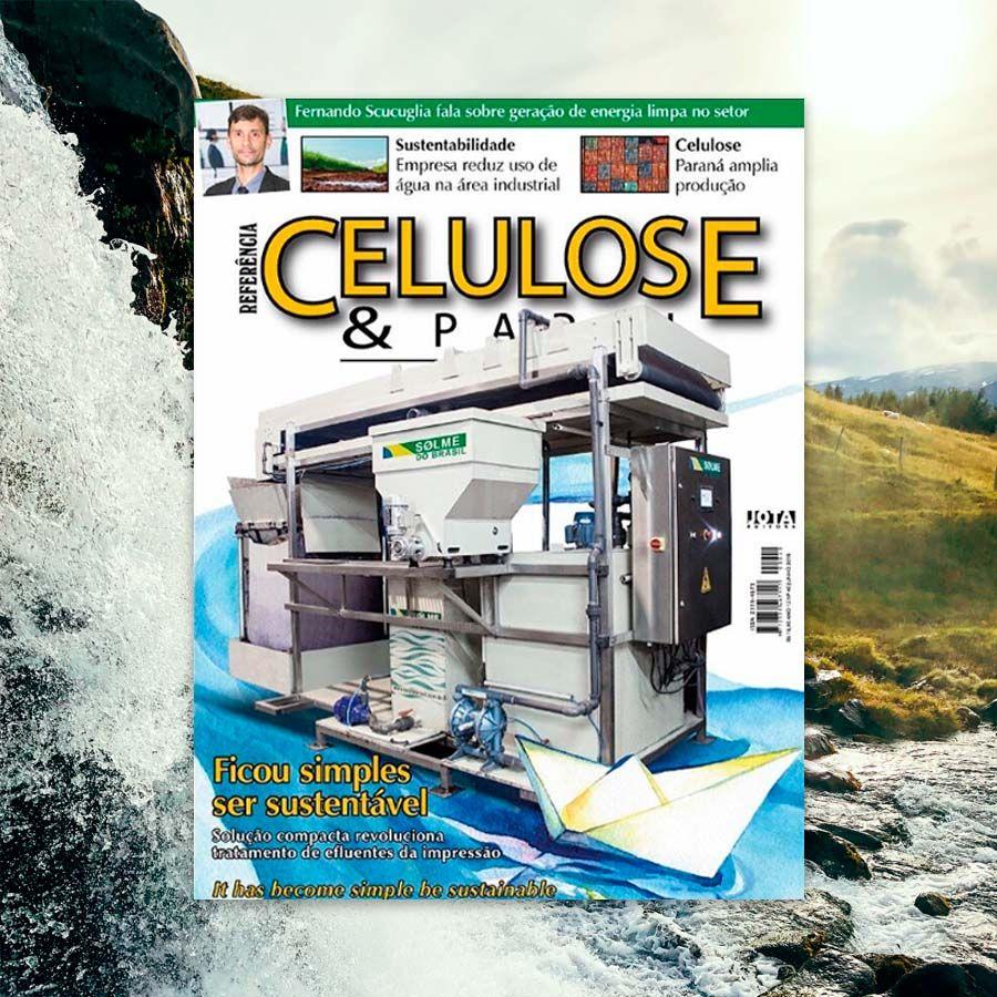 Na mídia: Solme do Brasil na Revista Celulose e Papel